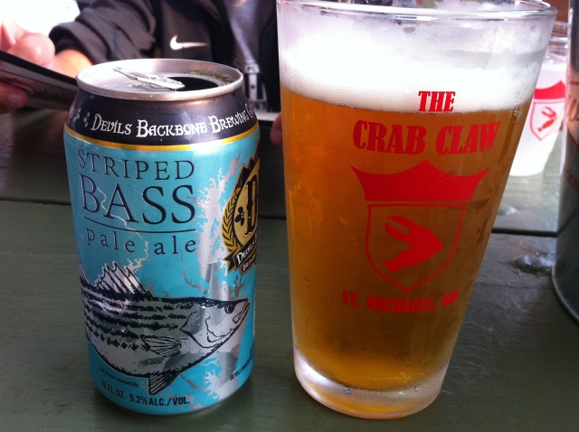 Striped Bass Ale