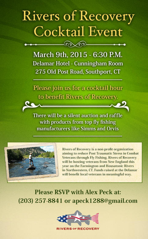Rivers of Recovery E-Flyer