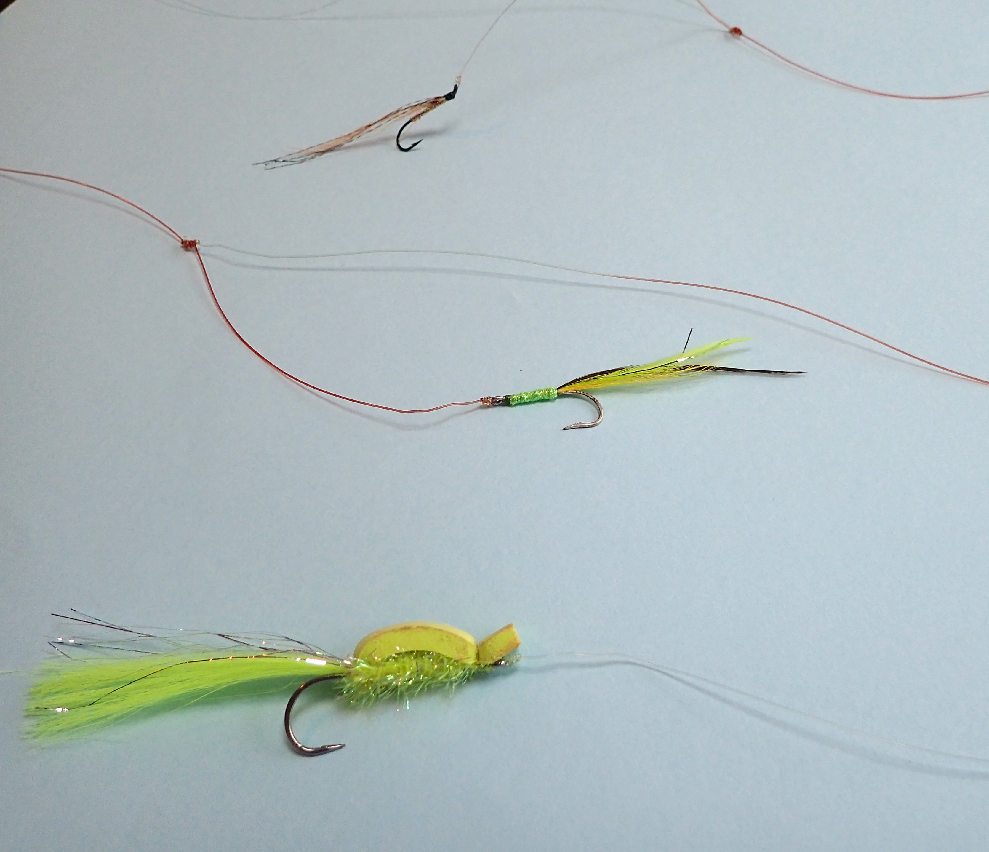 Articles and essays currentseams page 5 for Striper fishing rigs