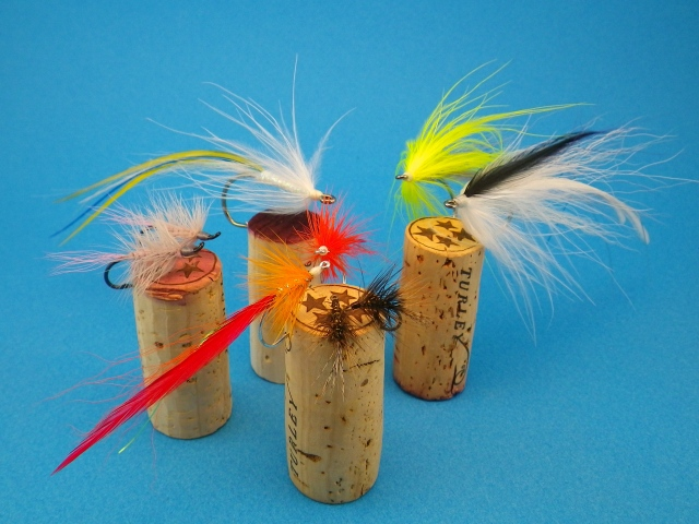 Striper Soft-Hackles