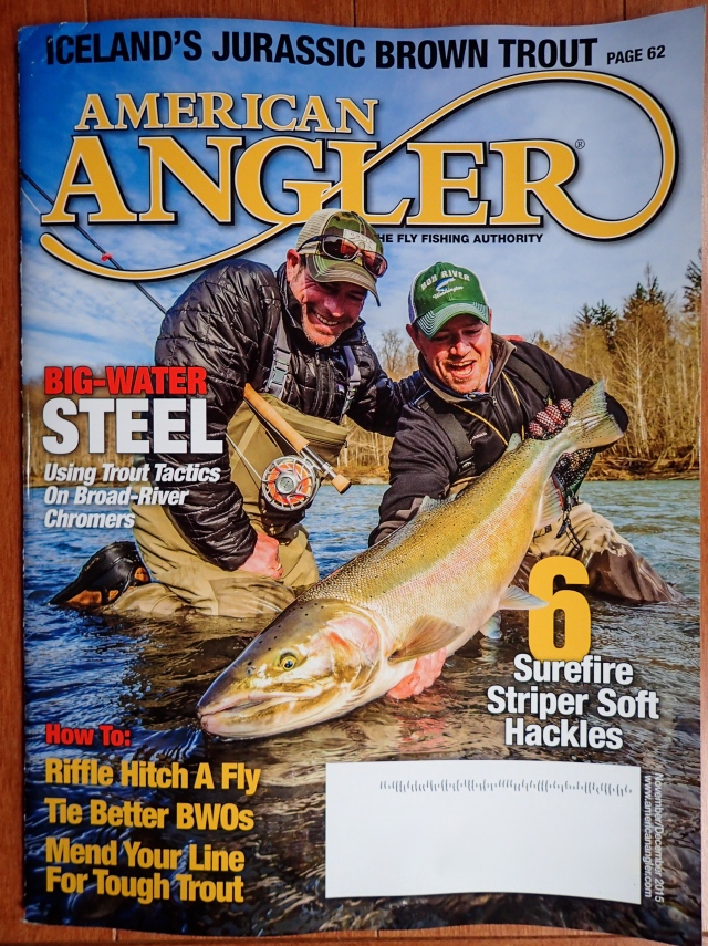 Nov/Dec 2015 American Angler
