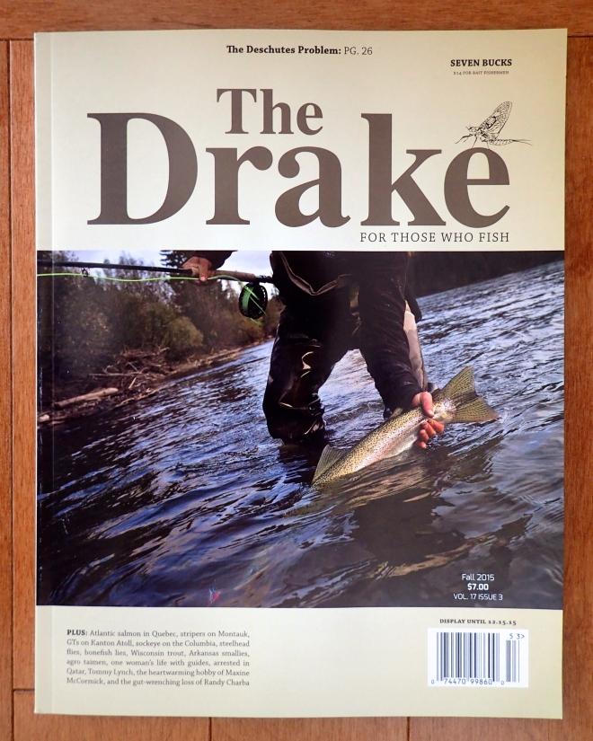 Drake Cover Fall 2015