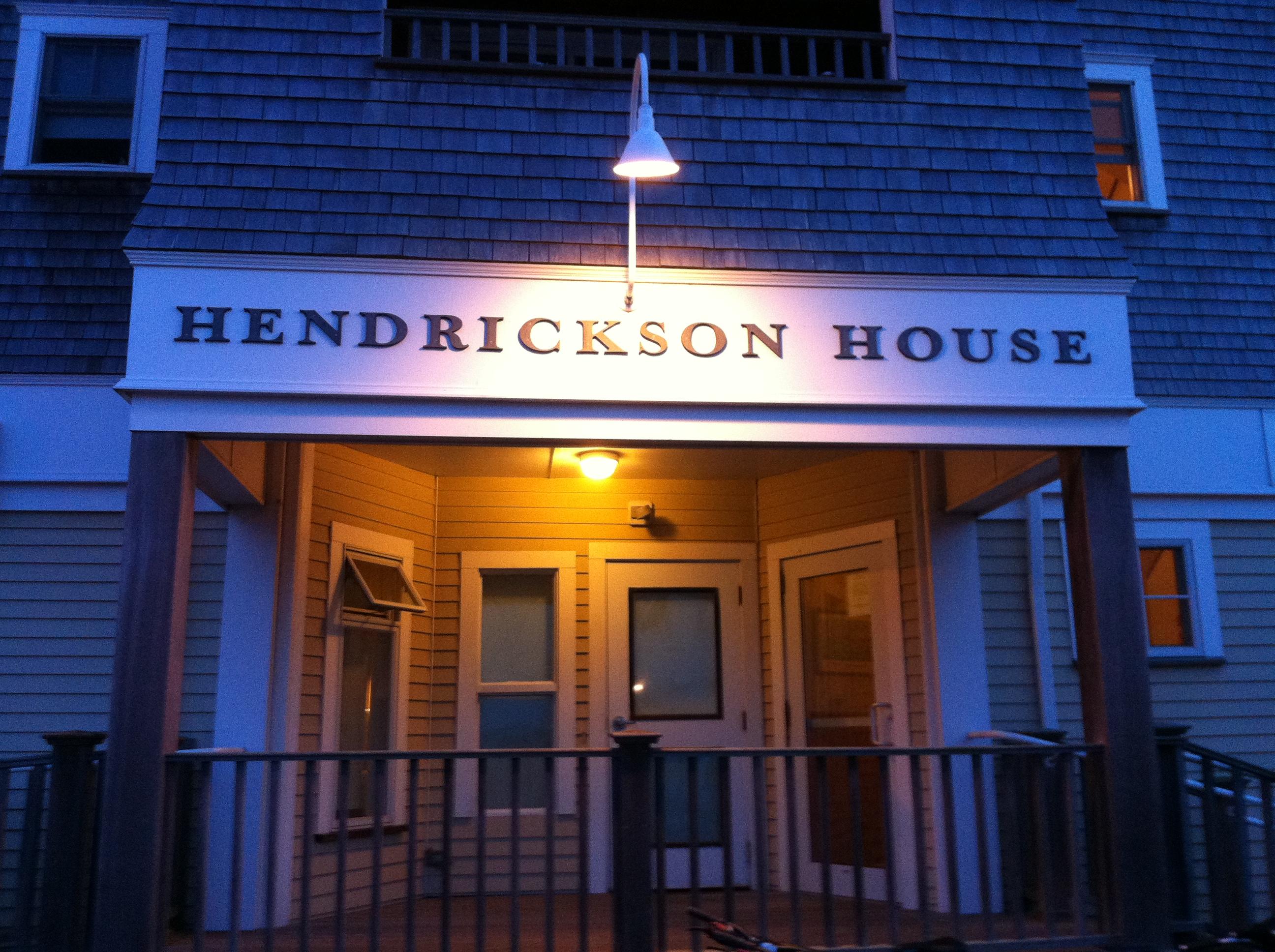 HendricksonHouse